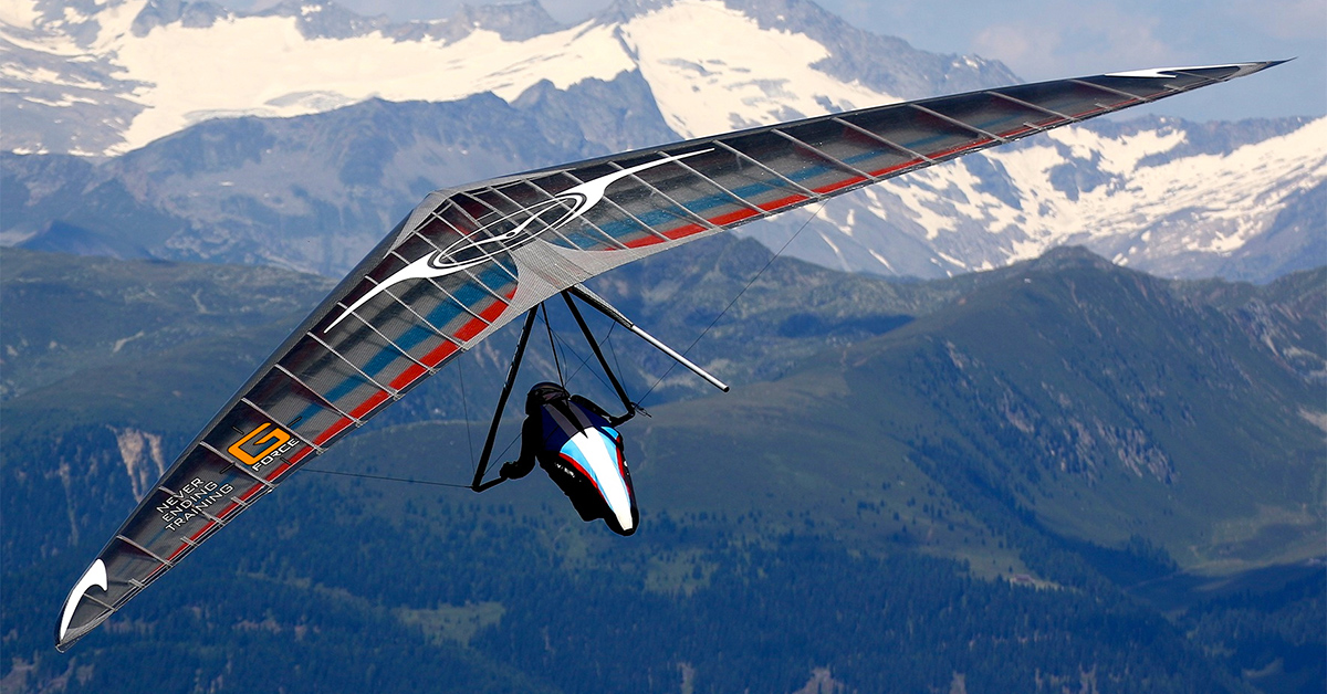 LATI takes flight with ICARO2000 hang gliders